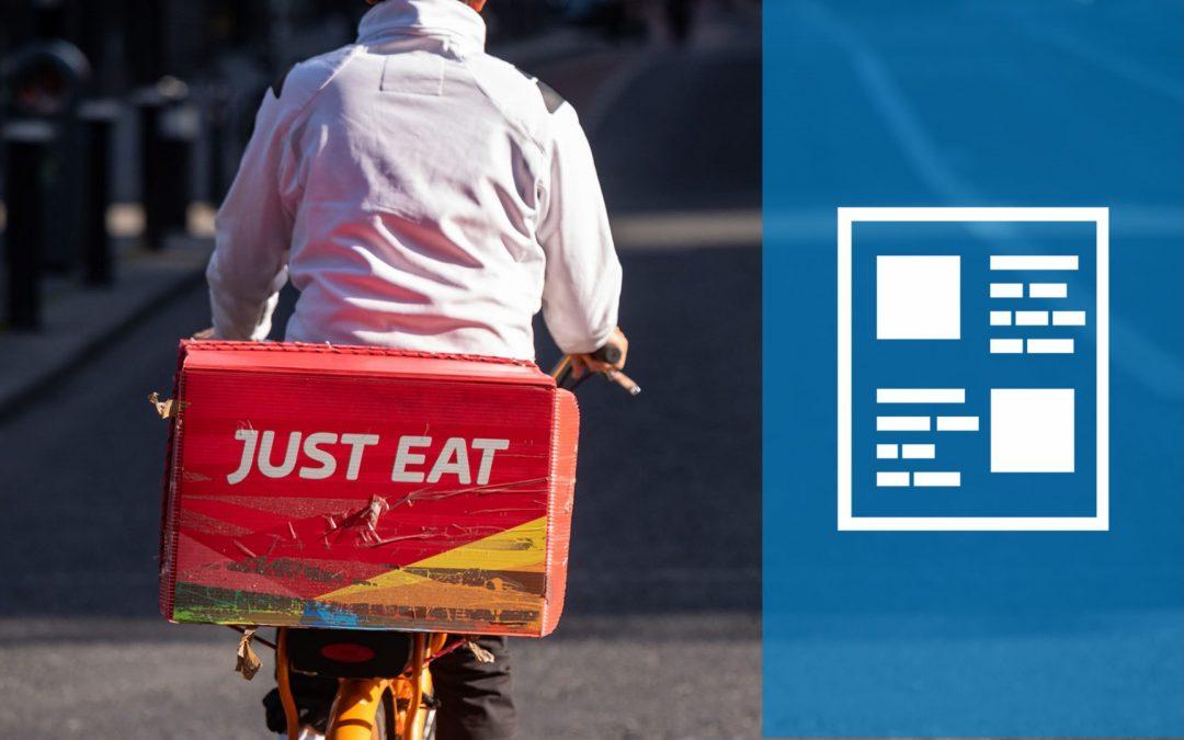 Just Eat, l'accordo integrativo aziendale vira verso il lavoro subordinato dei rider